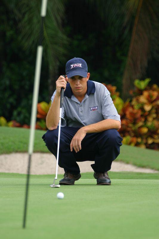 FAU Mens Golf 15 Oct 2003- 078