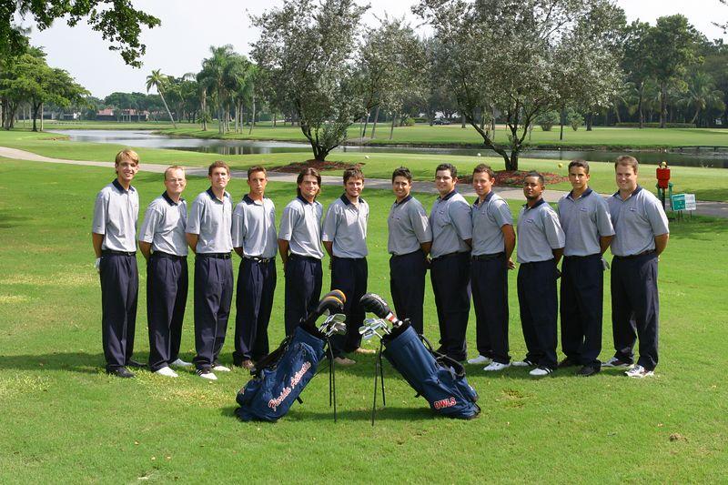 FAU Mens Golf 15 Oct 2003-1