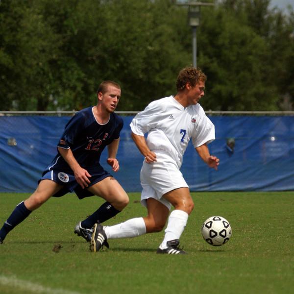 2 FAU Mens Soccer vs Fullerton CA - 390sq