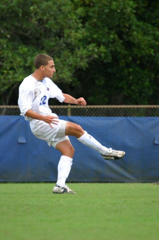 FAU Mens Soccer vs Fullerton CA - 002