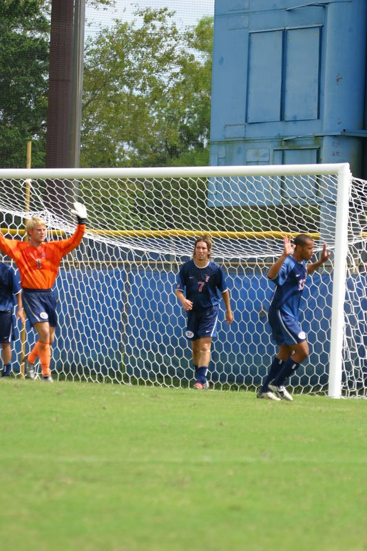 FAU Mens Soccer vs Fullerton CA - 042