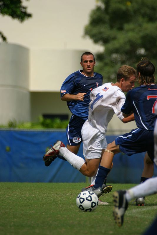 FAU Mens Soccer vs Fullerton CA - 011