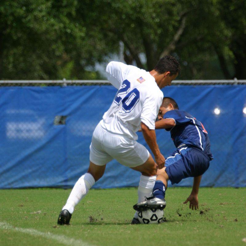 5 FAU Mens Soccer vs Fullerton CA - 369