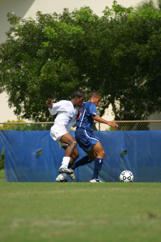 FAU Mens Soccer vs Fullerton CA - 037