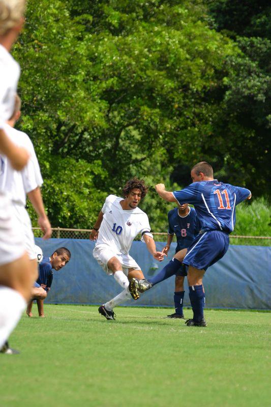 FAU Mens Soccer vs Fullerton CA - 024