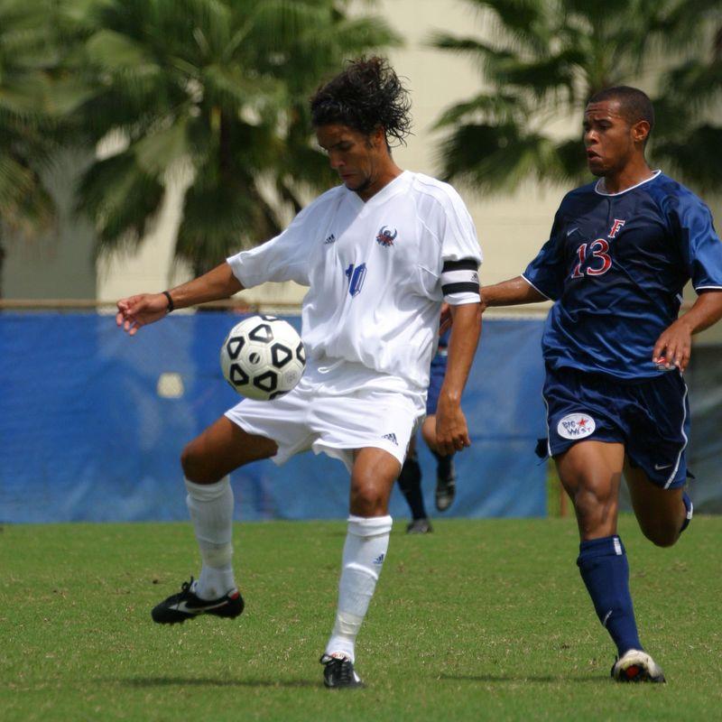 3 FAU Mens Soccer vs Fullerton CA - 386sq