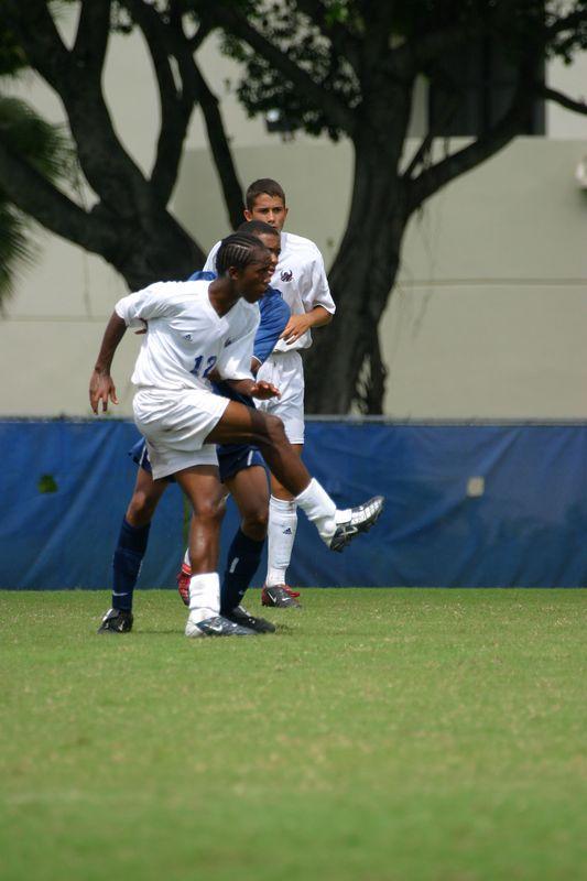 FAU Mens Soccer vs Fullerton CA - 003