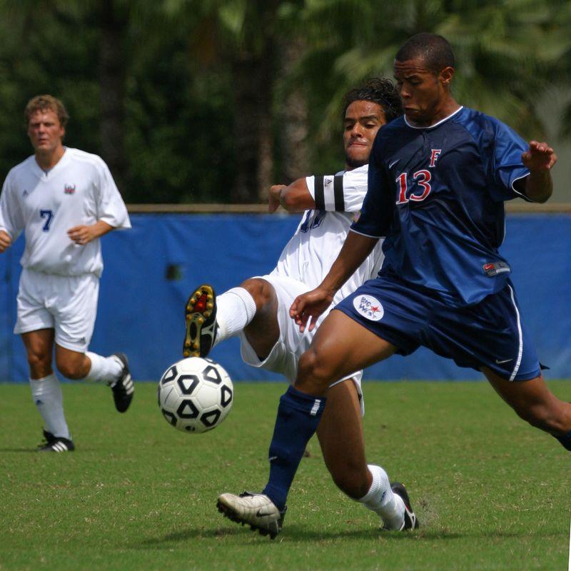 4 FAU Mens Soccer vs Fullerton CA - 387sq