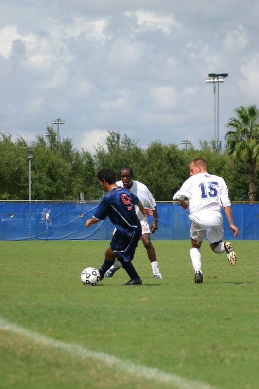 FAU Mens Soccer vs Fullerton CA - 009