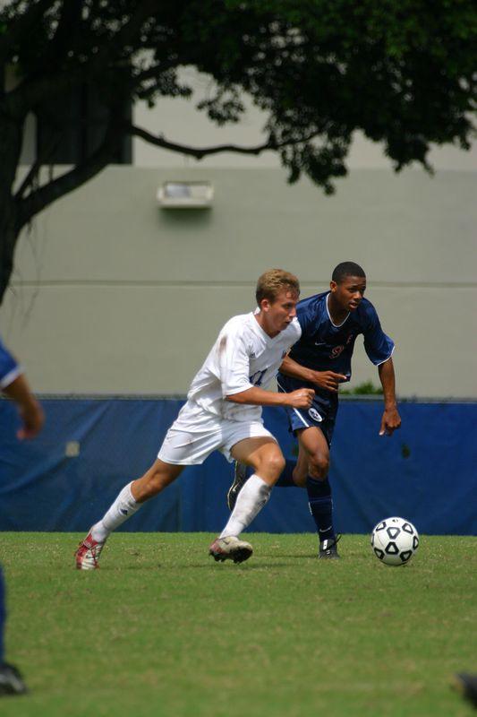 FAU Mens Soccer vs Fullerton CA - 004