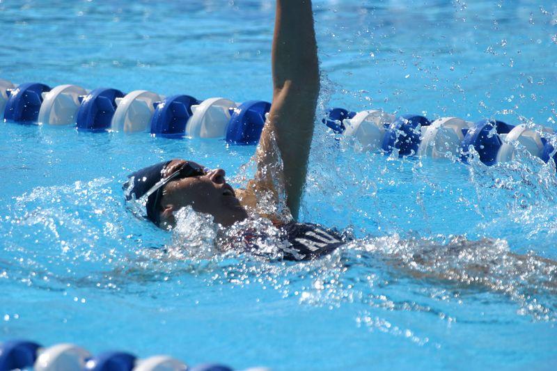 FAU Swim vs Clemson Denver Utah 12-20-03 0031