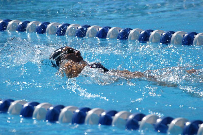 FAU Swim vs Clemson Denver Utah 12-20-03 0028