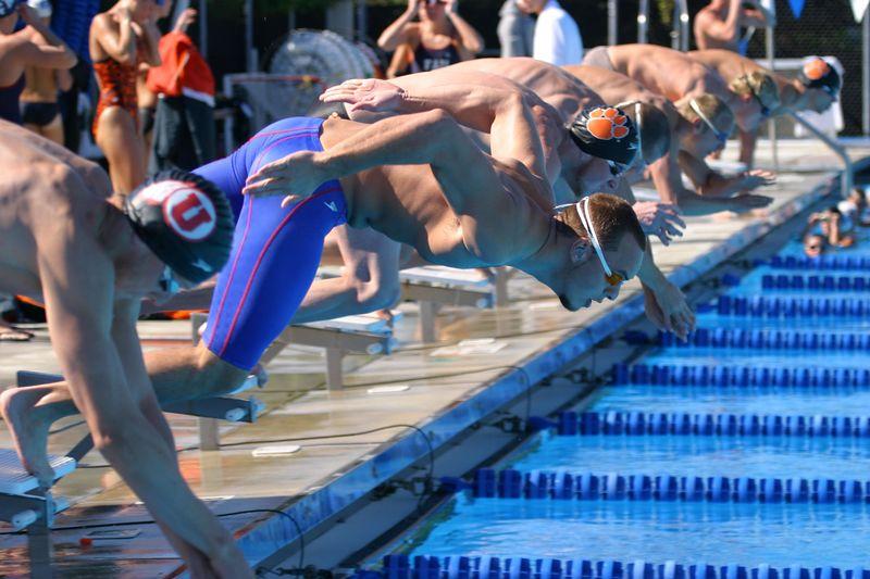 FAU Swim vs Clemson Denver Utah 12-20-03 0043
