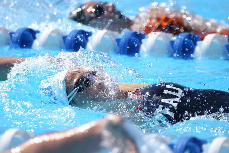 FAU Swim vs Clemson Denver Utah 12-20-03 0036