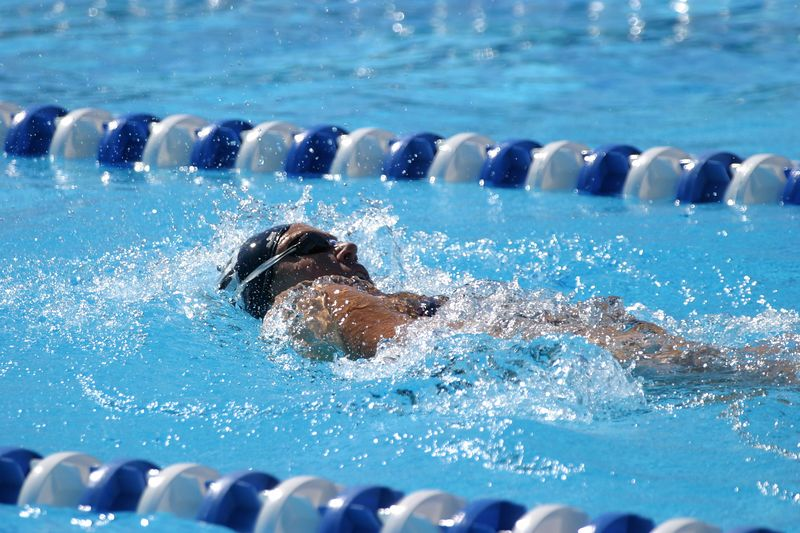FAU Swim vs Clemson Denver Utah 12-20-03 0024