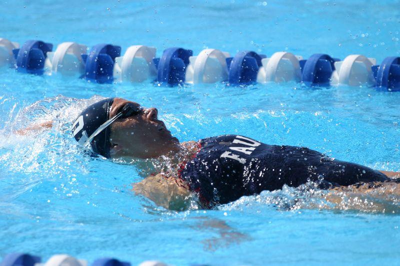 FAU Swim vs Clemson Denver Utah 12-20-03 0021