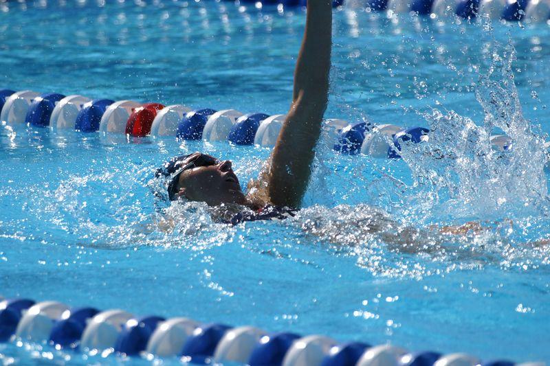 FAU Swim vs Clemson Denver Utah 12-20-03 0033