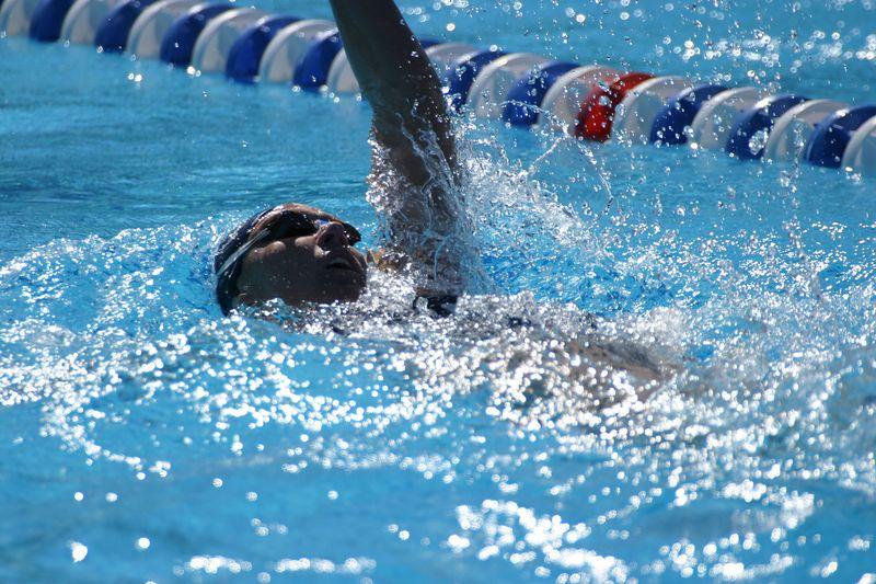 FAU Swim vs Clemson Denver Utah 12-20-03 0035