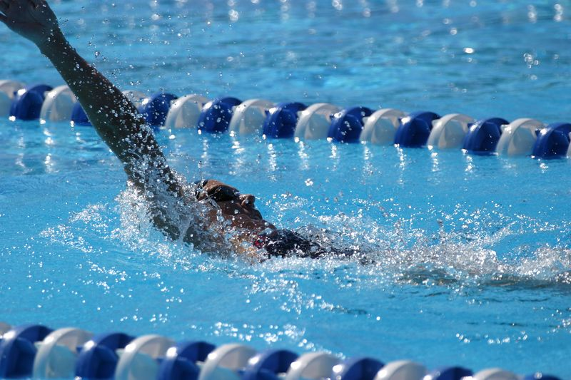 FAU Swim vs Clemson Denver Utah 12-20-03 0025