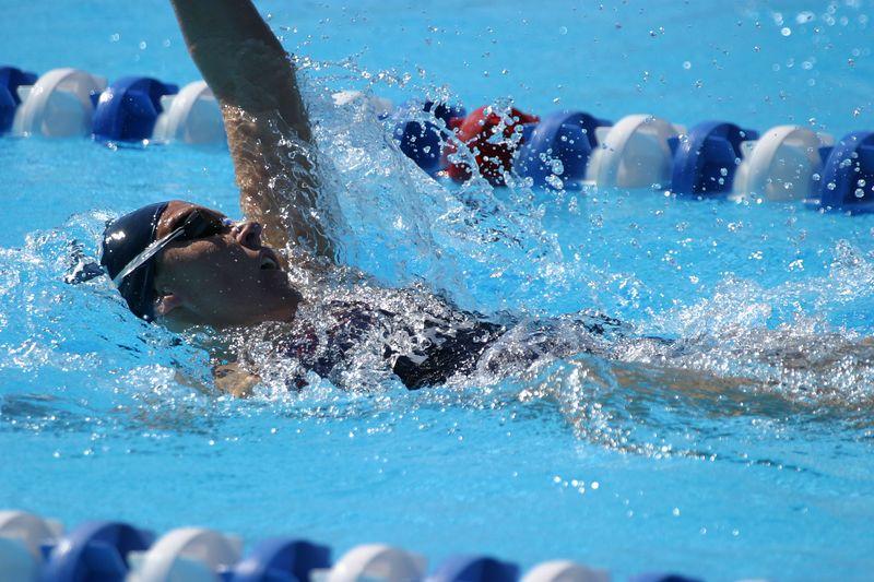 FAU Swim vs Clemson Denver Utah 12-20-03 0030