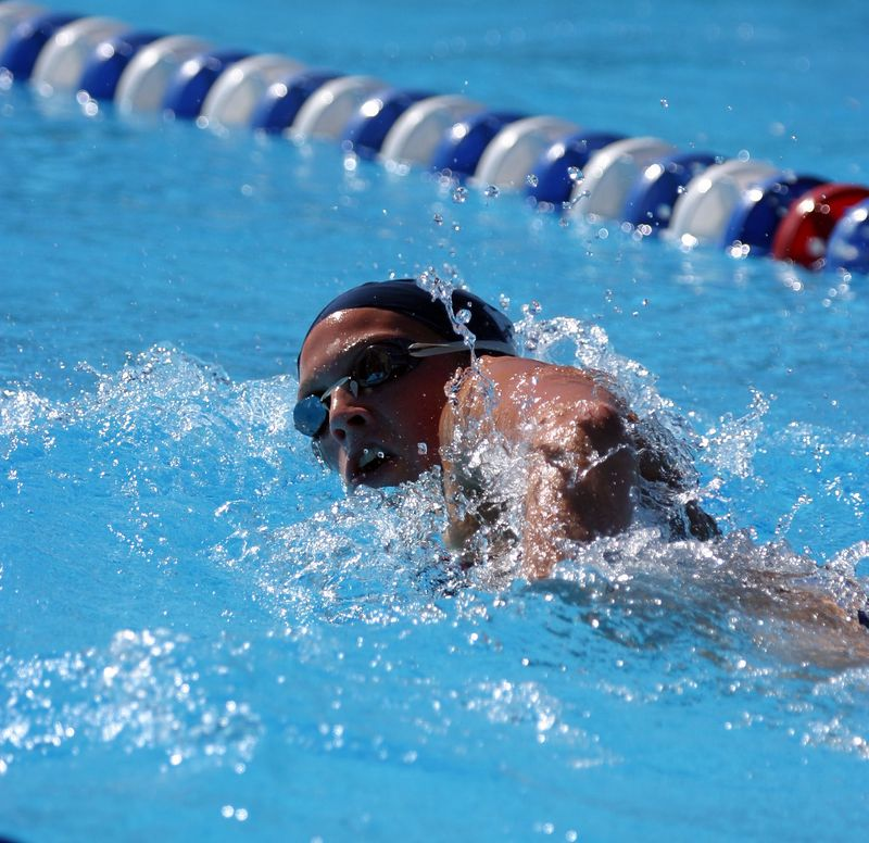 FAU Swim vs Clemson Denver Utah 12-20-03 0009
