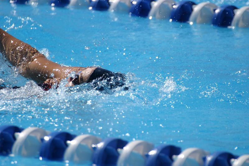 FAU Swim vs Clemson Denver Utah 12-20-03 0015