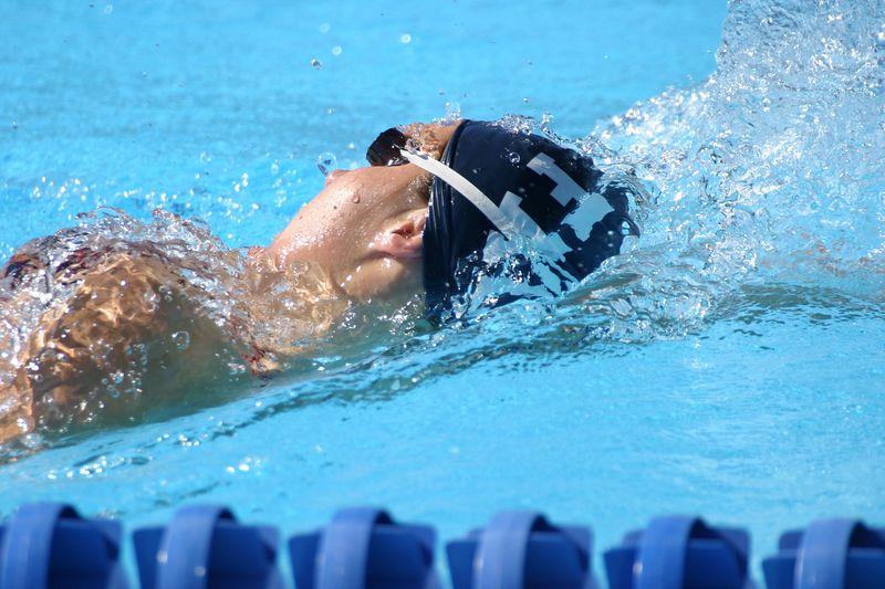 FAU Swim vs Clemson Denver Utah 12-20-03 0020