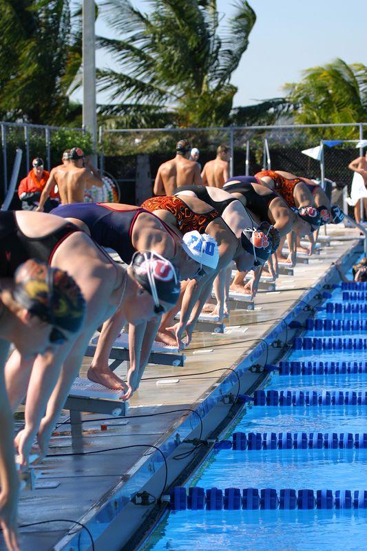 FAU Swim vs Clemson Denver Utah 12-20-03 0045