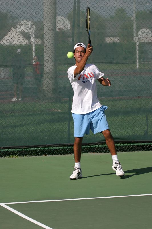 FAU Tennis 16 Oct 2003- 067