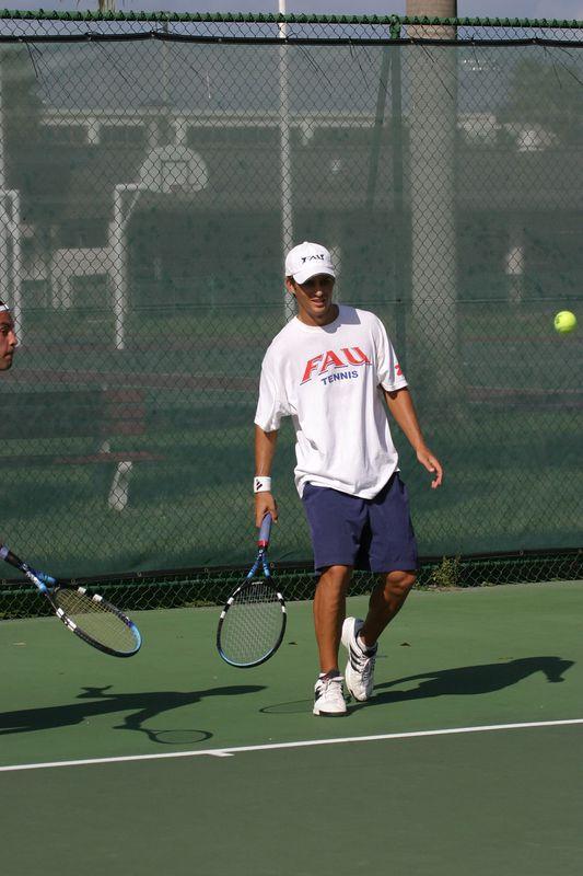 FAU Tennis 16 Oct 2003- 073