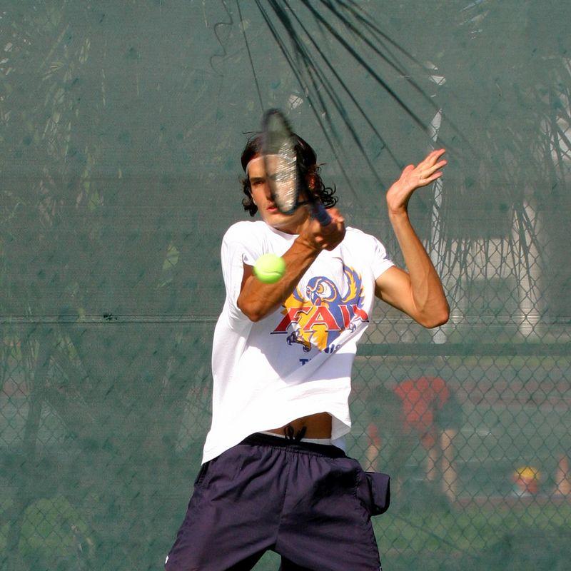 FAU Tennis 16 Oct 2003- 061c