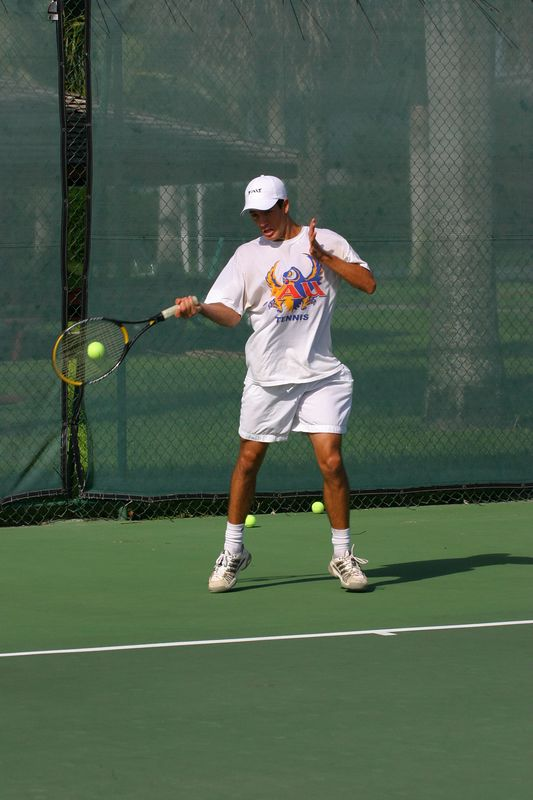 FAU Tennis 16 Oct 2003- 036