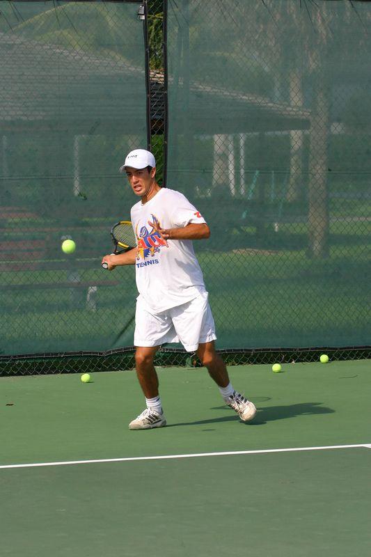 FAU Tennis 16 Oct 2003- 037