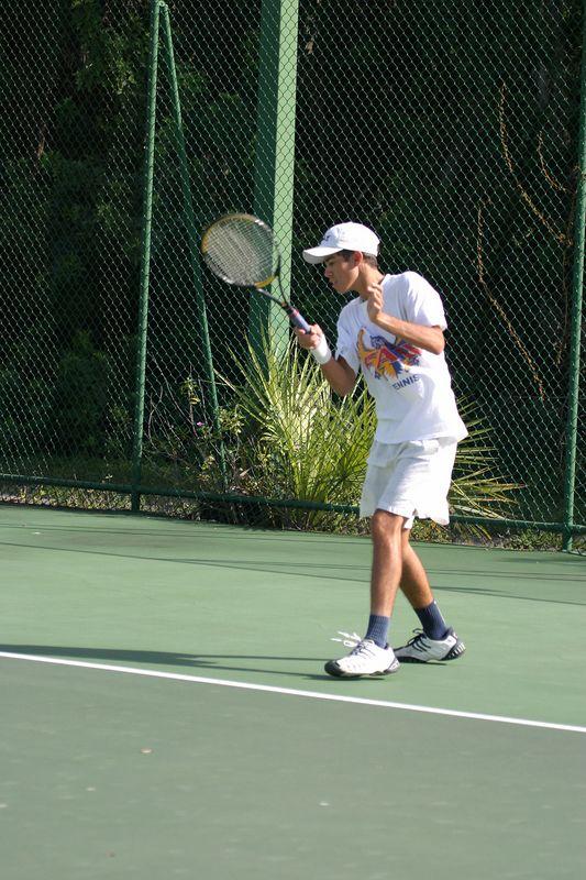 FAU Tennis 16 Oct 2003- 086