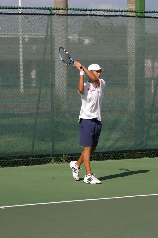 FAU Tennis 16 Oct 2003- 072
