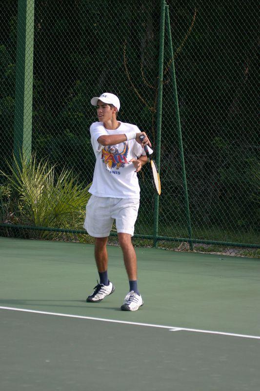 FAU Tennis 16 Oct 2003- 082