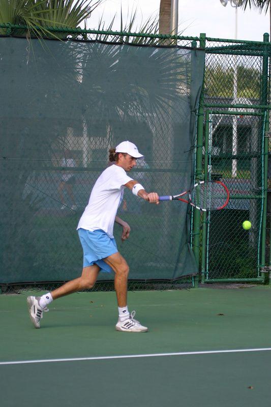 FAU Tennis 16 Oct 2003- 043