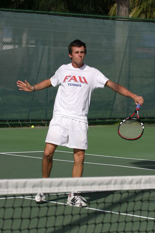 FAU Tennis 16 Oct 2003- 087