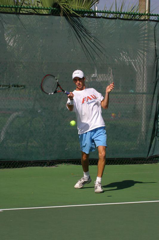 FAU Tennis 16 Oct 2003- 051
