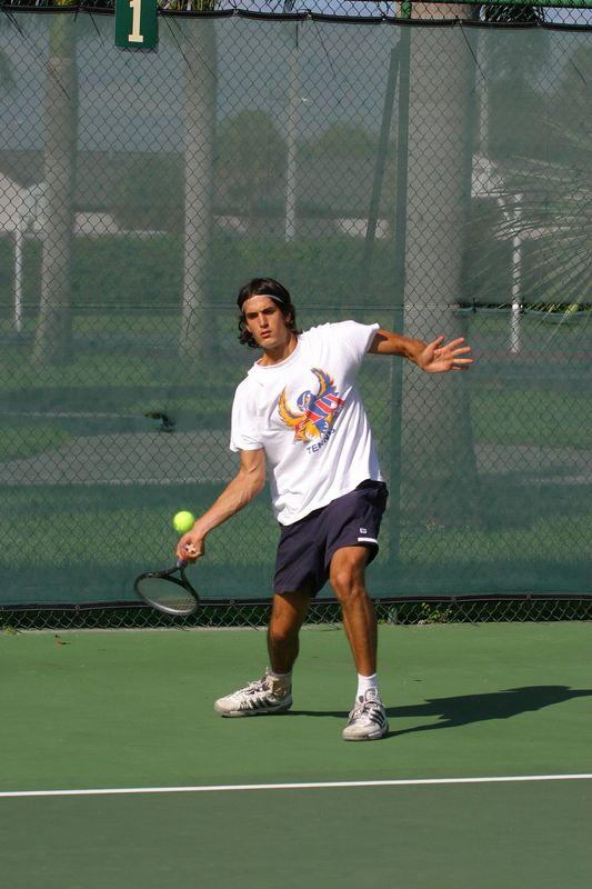 FAU Tennis 16 Oct 2003- 055