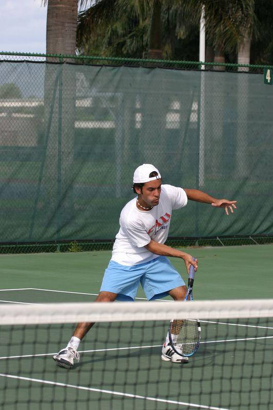 FAU Tennis 16 Oct 2003- 076