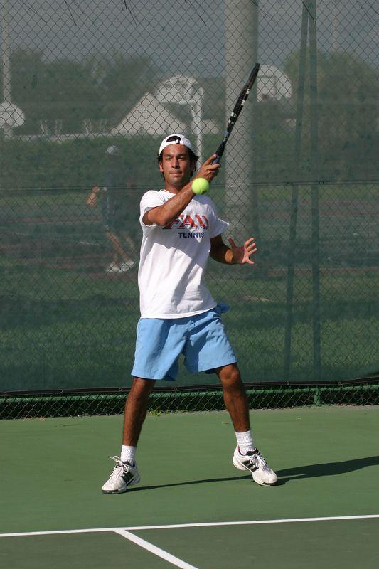 FAU Tennis 16 Oct 2003- 068