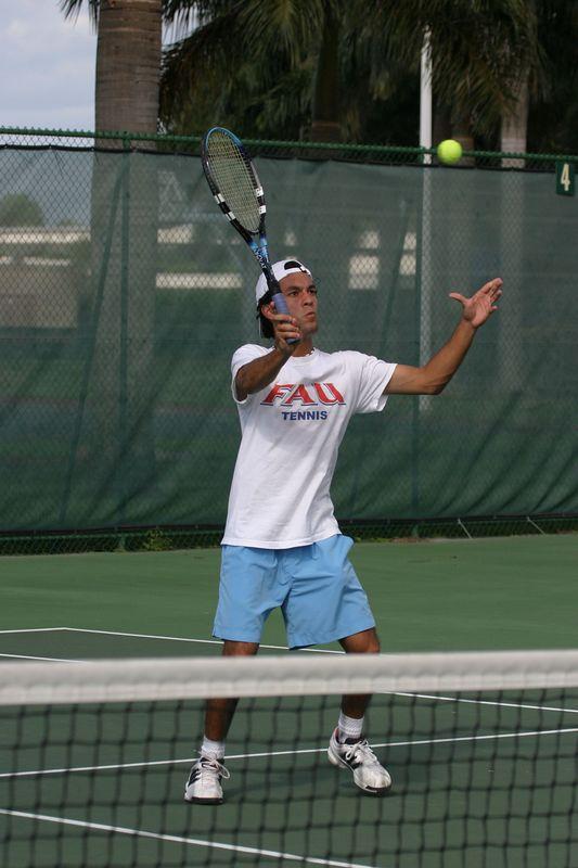 FAU Tennis 16 Oct 2003- 077