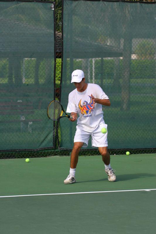 FAU Tennis 16 Oct 2003- 033