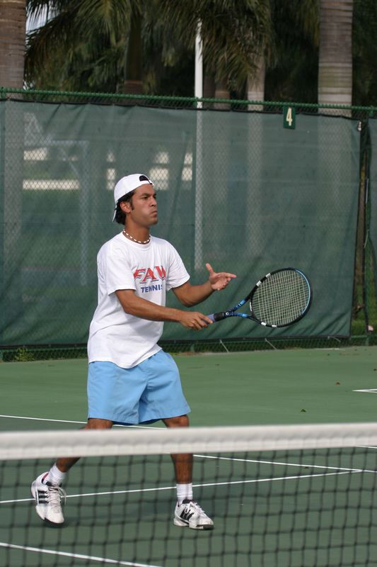 FAU Tennis 16 Oct 2003- 078