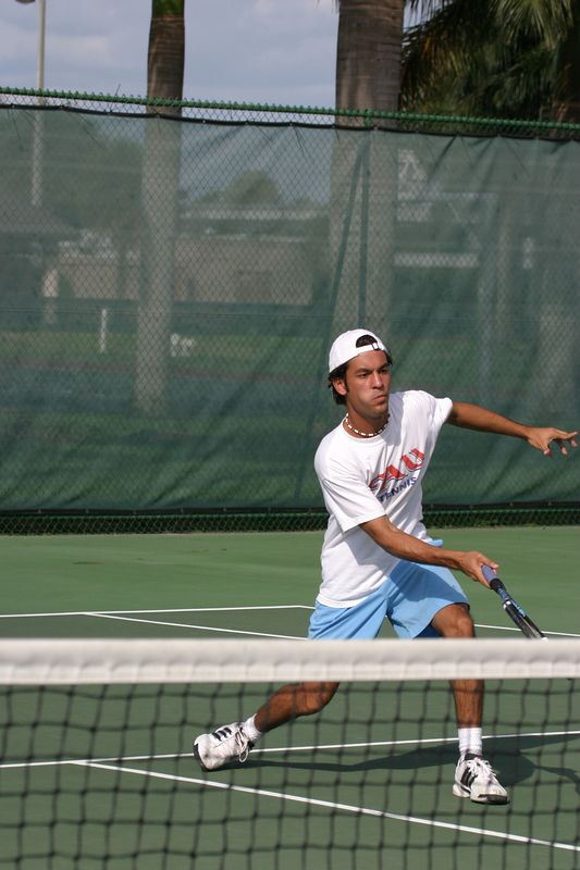 FAU Tennis 16 Oct 2003- 075
