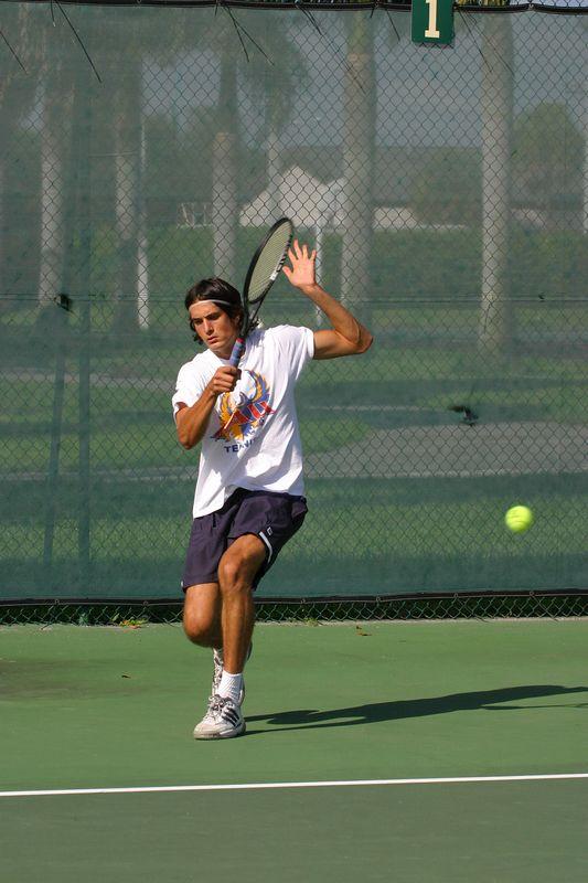 FAU Tennis 16 Oct 2003- 056