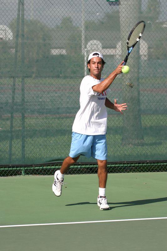 FAU Tennis 16 Oct 2003- 069
