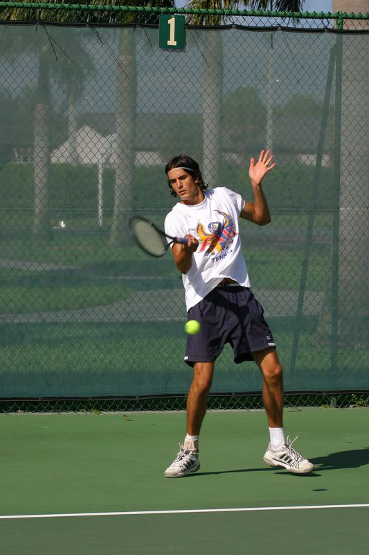 FAU Tennis 16 Oct 2003- 053