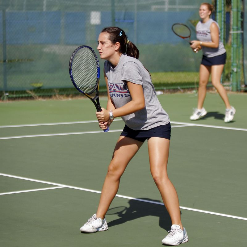 FAU Tennis 30 October 2004- 0022